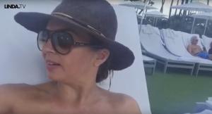 Afl. 10 Rossana is op vakantie in Miami. Maar niet om lekker te luieren