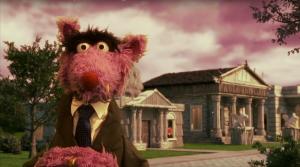#4 Sesamstraat maakt een parodie op House of Cards