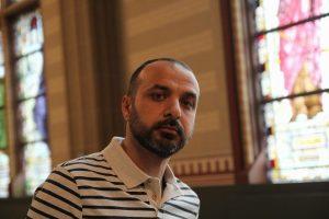 Hazem (35) is vluchteling en homo: 'In Syrië was ik constant op mijn hoede'
