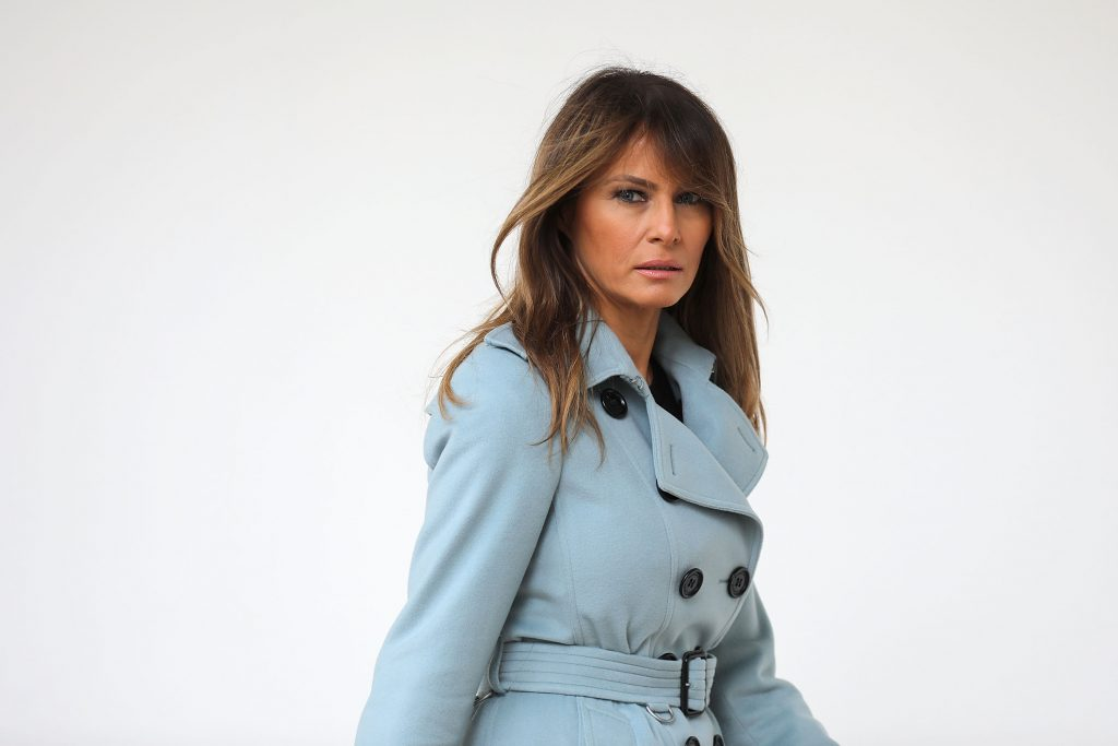 Amerikaanse media speculeren erop los: waarom is Melania Trump ineens 'verdwenen'?
