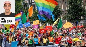 LINDAnieuws-redacteur Tim: 'Wat hebben wij homo's nog weinig zelfspot'