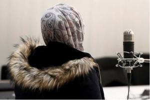 Nederlandse jihadiste (22) zit met baby en vader gevangen in Koerdische cel