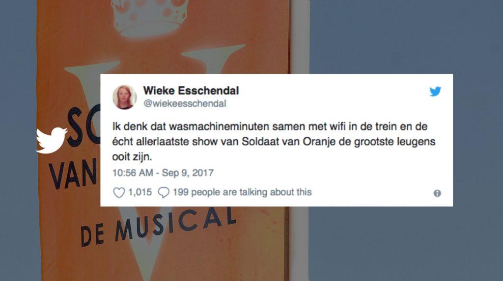 'Soldaat van Oranje' nógmaals verlengd: 12 x dit vinden Twitteraars daarvan