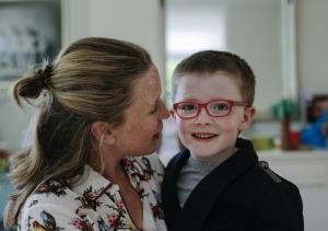 Annelots zoon (6) heeft een zeldzame hersenaandoening: 'Het is een race tegen de klok'