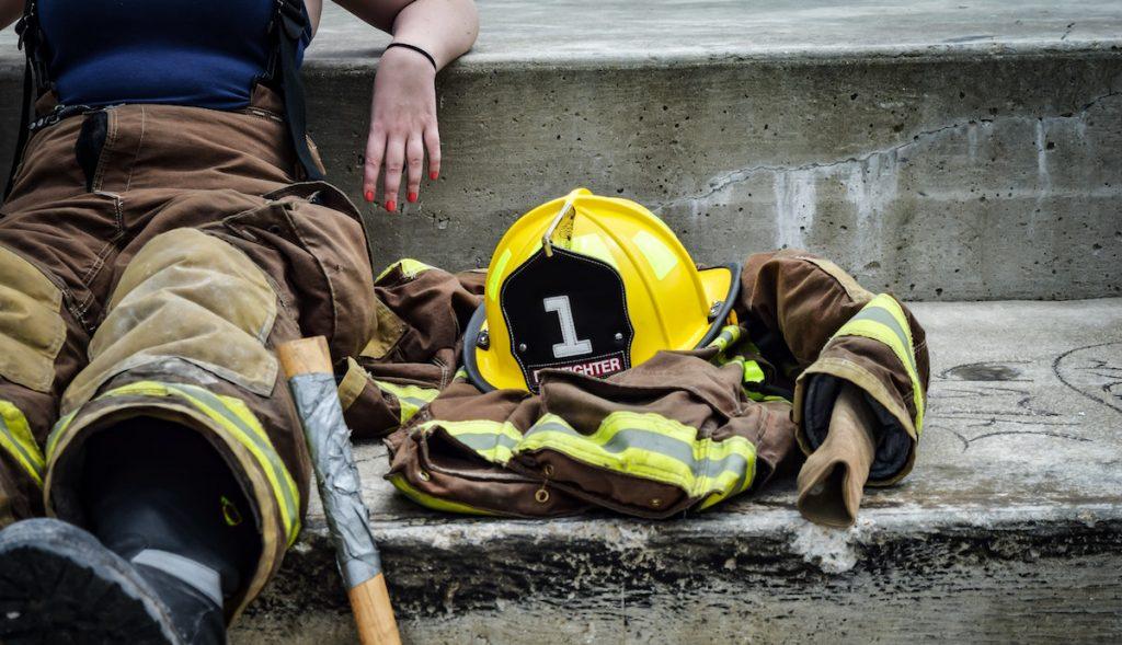 Flinke stijging aantal vrouwen bij brandweer
