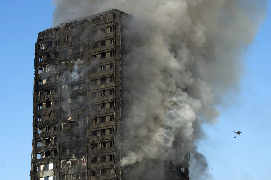 Zo vergaat het de overlevenden van de brand in de Londense Grenfell Tower