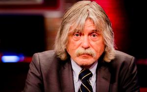 Johan Derksen reageert op ophef: 'Ik ben van alles, maar niet homofoob'
