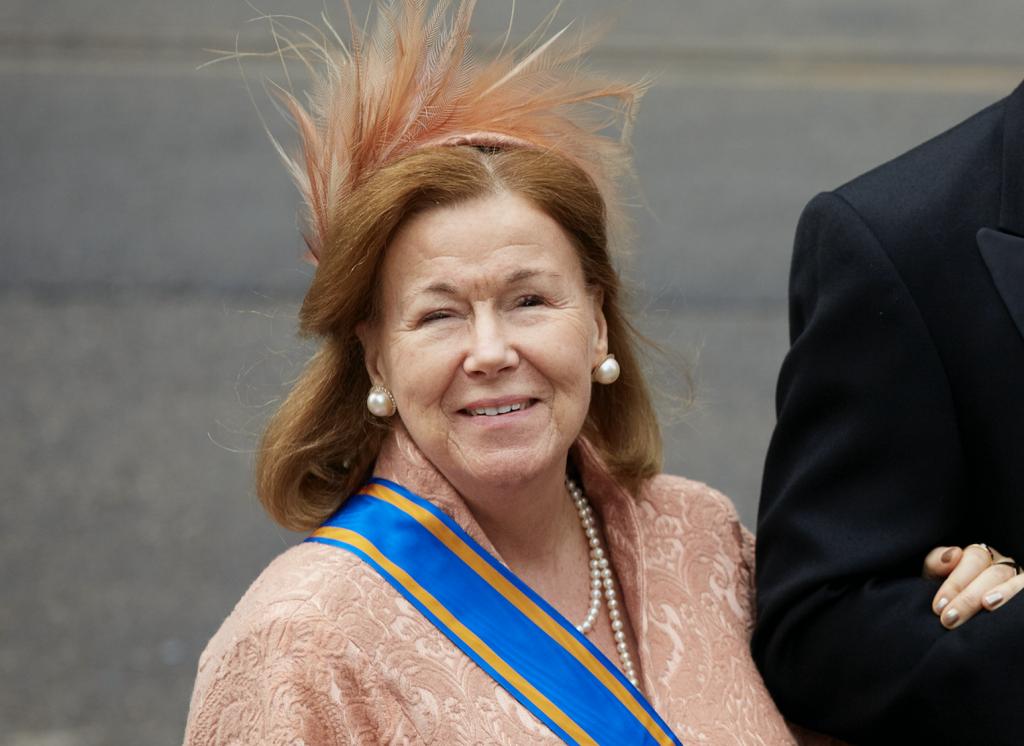 Rijksvoorlichtingsdienst Prinses Christina 71 Heeft