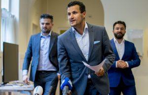 DENK-politicus Azarkan niet vervolgd voor nepnieuwscampagne tegen PVV