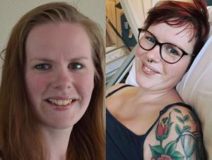 Kim (30) over hoe borstkanker ook haar seksleven veranderde: 'Je hebt geen zin'