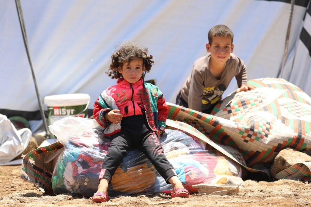Kinderen zitten vast in vuurlinie Syrië: 'Horror kent geen grenzen'