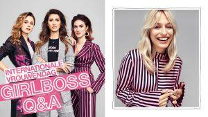 YouTube viert Internationale Vrouwendag en deelt backstagevideo LINDA.meiden