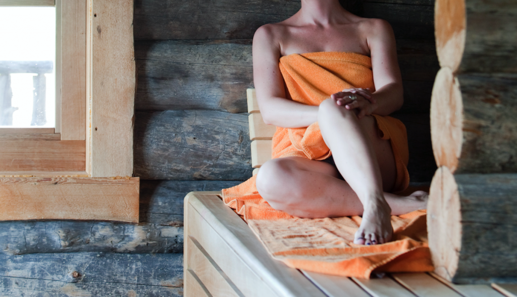 Zeker Honderd Bezoekers Van Gehackte Sauna Nog Naakt Online Te Zien