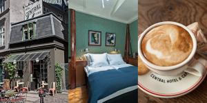 Dit mega cosy hotel in Kopenhagen moét wel het allerkleinste hotel ter wereld zijn