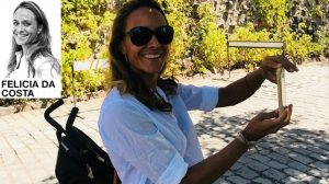 Felicia is met haar gezin op wereldreis: 'Ik lijd aan digitale FOMO'
