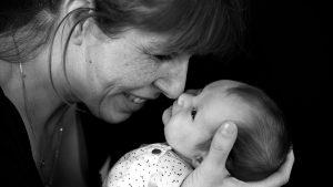 Thumbnail voor Krista werd na acht jaar 'ein-de-lijk' zwanger door de eiceldonatie van Deborah