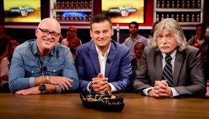 Mannen van 'Voetbal Inside' maken transfer en gaan weg bij RTL