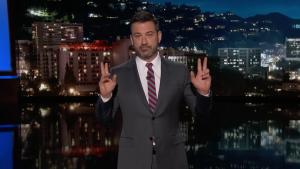Jimmy Kimmel biedt excuses aan na grappen over Melania Trump