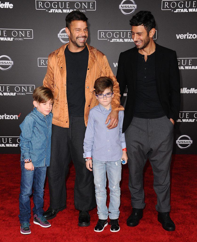 Ricky Martin (47) en echtgenoot Jwan (35) verwelkomen dochter
