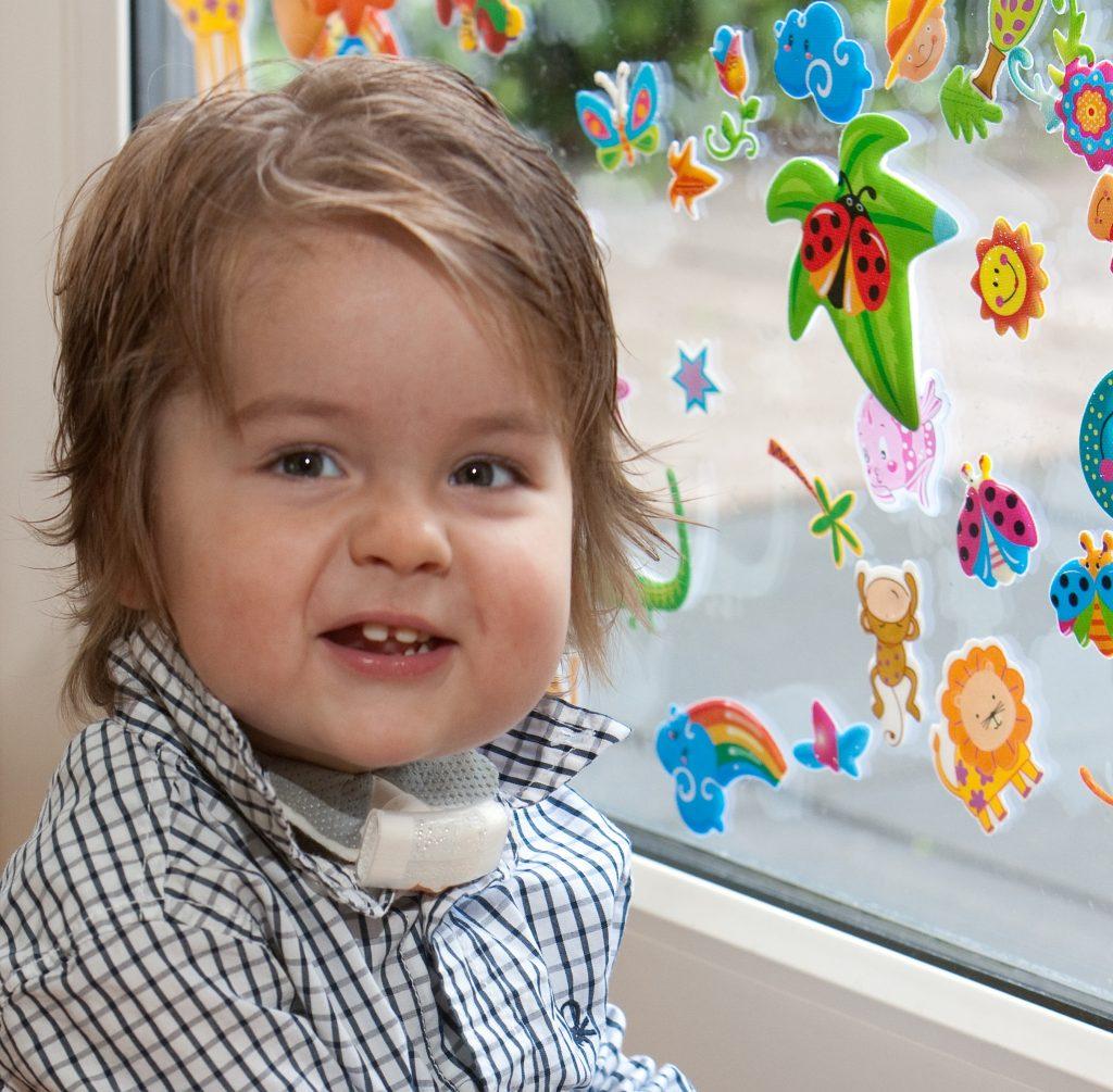 De zoon van Francis werd niet ouder dan twee: 'We wilden hem zo veel laten zien'