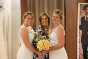 Mellany's dappere moeder (46) overleed aan darmkanker