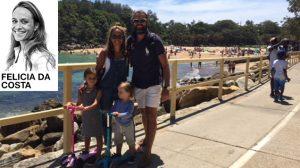 Felicia is met haar gezin op wereldreis: 'Ik wil niet meer naar huis, nooit meer'