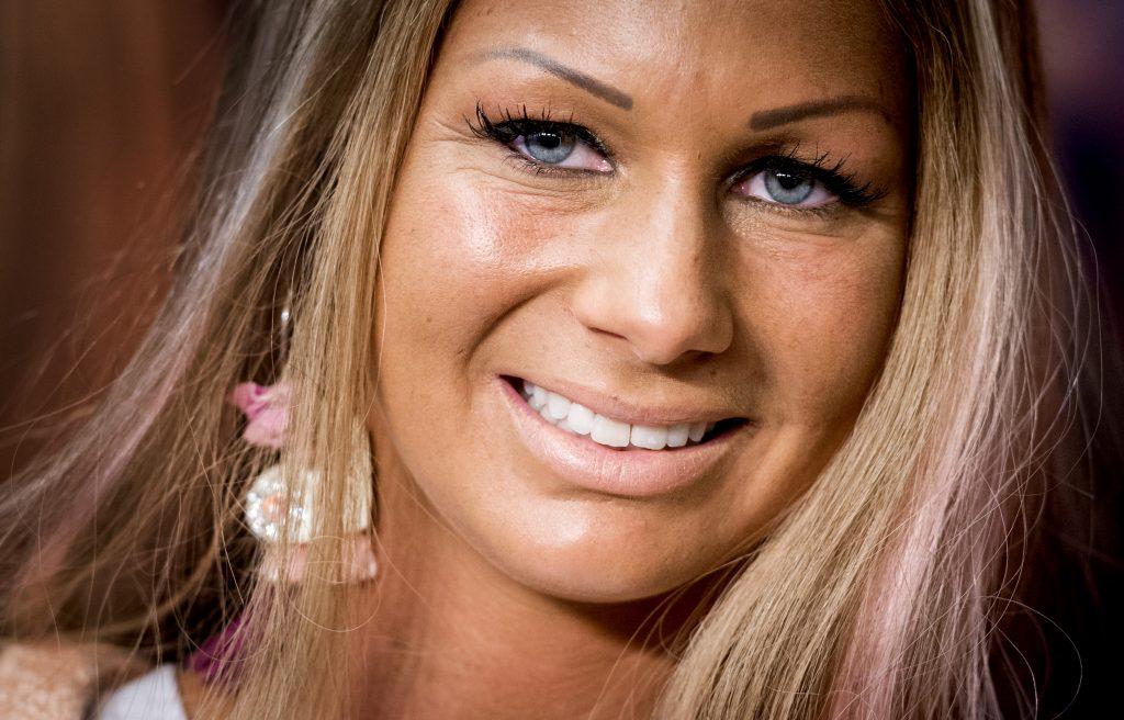 Realityster Barbie was inderdaad zwanger van ex Rolf
