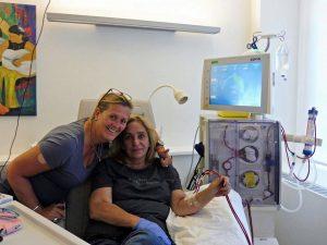 Nierpatiënt Monique (52) is de wanhoop nabij: 'De donorwet is zó belangrijk'