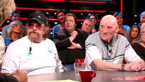 Rotterdamse humor met boksende Opa Hekkie (89) in 'DWDD': 'Ik gaf 'm een spetter en hij ging meteen slapen'
