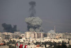 Minstens 250 doden bij zwaarste aanval sinds jaren in Damascus