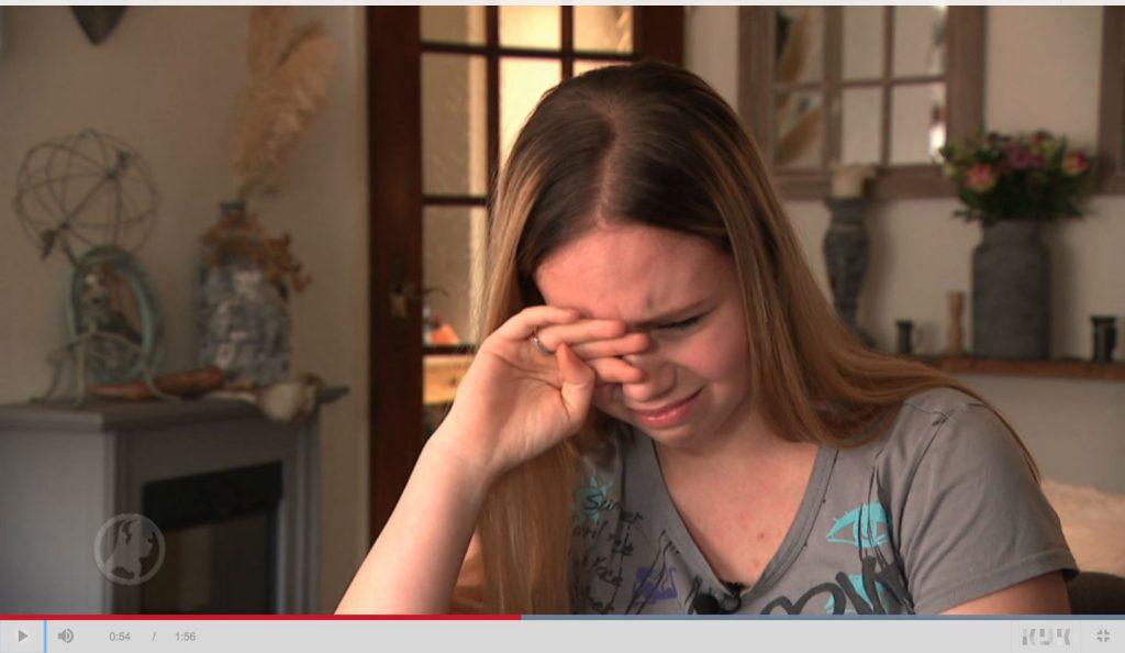 Melanie (14) deed zelfmoordpoging na aanhoudende pesterijen op school