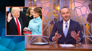 'It's great': Trump-video 'Zondag met Lubach' is internationale hit
