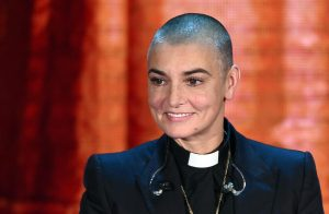 Sinéad O'Connor te bewonderen bij Ierse First Dates
