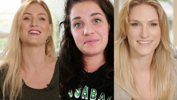 Afl. 4 Lydia over haar borstvergroting: 'Ik ben van meisje naar vrouw gegaan'