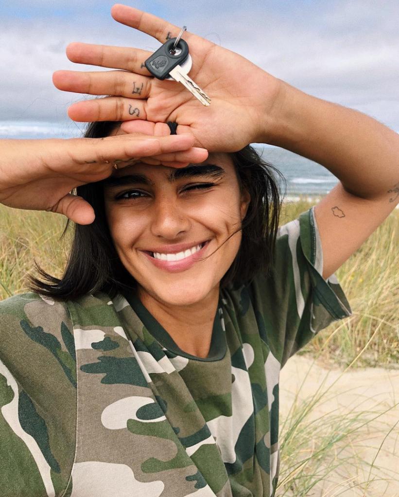 Hoe Jill (24) wellicht voorgoed het modelandschap verandert