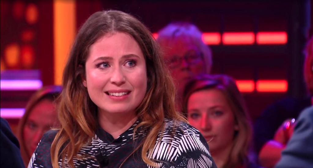 Emotionele Sanne Vogel vertelt over het verlies van haar kindje: 'Het is zó moeilijk'