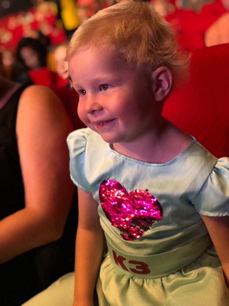 Emma's moeder Marjolein: 'Nu ze haartjes heeft, vindt Emma zichzelf weer mooi'