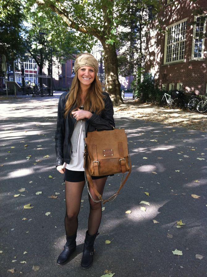 Exclusief in de app win deze leren tas van O My Bag LINDA.nl