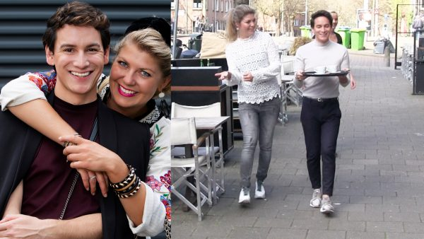 Mika en Pauline zwoegen in de horeca: 'Ik word veel te hard aan het werk gezet'