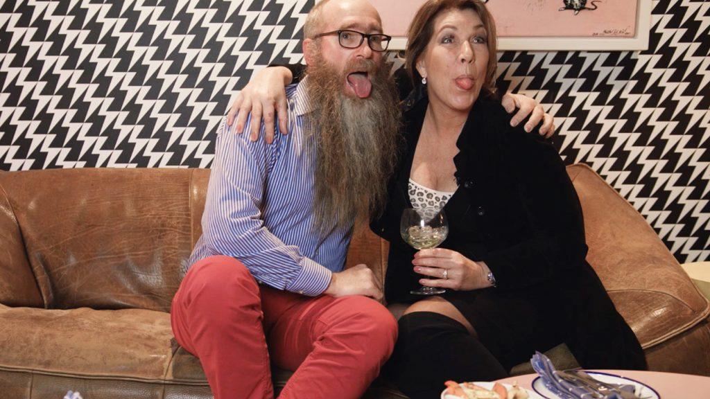 Zet een kaviaar-expert & een dakloze Australiër bij elkaar, voilà: topdate
