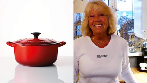 Corrie's man was kok, maar toch maakt zij nu de spaghetti