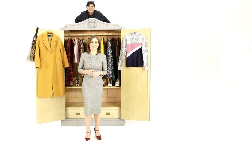 Cécile Narinx over haar kast vol high fashion, uitverkoop en tweedehands kledij