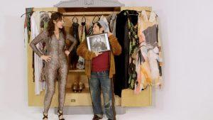 Terug in de tijd met Monique Klemann: een kledingkast vol met jaren '80 outfits