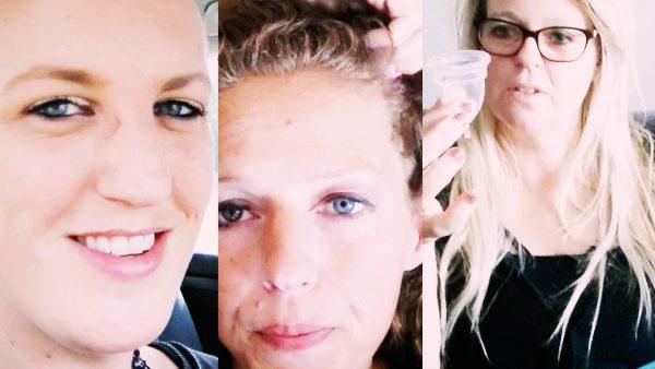 Afl. 4 Marianne (40): 'Ik vind het zo moeilijk, elke keer weer die klap.'