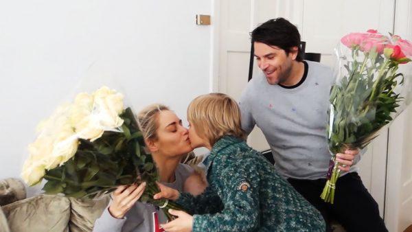 Afl. 12 Verrassing: Céla-Lynn en Dex vieren moederdag met mama Sophie