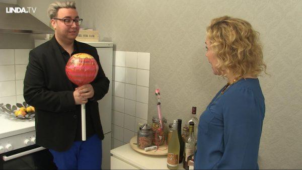 Afl. 10 Dimitris (-29 kg): 'Mijn guilty pleasure is zoete witte wijn met ijs.'