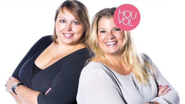 Afl. 5 Belinda & Nicole (-67kg): 'Op Tinder ben ik nu normaal en niet volslank.'