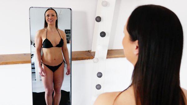 Afl. 1 Fitmom Daphne traint voor een pittige bikiniwedstrijd