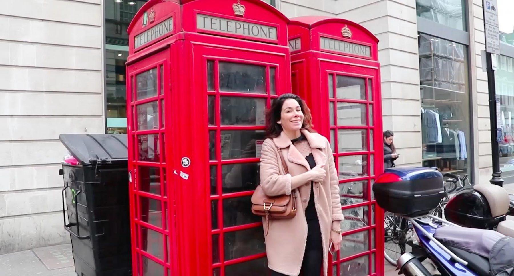 Afl. 1 Halina is terug en neemt ons mee naar Londen