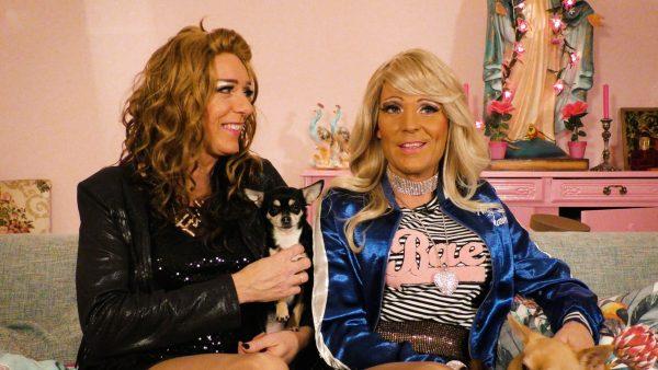 Afl. 7 De diva's hebben bijzondere kleedkamer-wensen op een rockfestival
